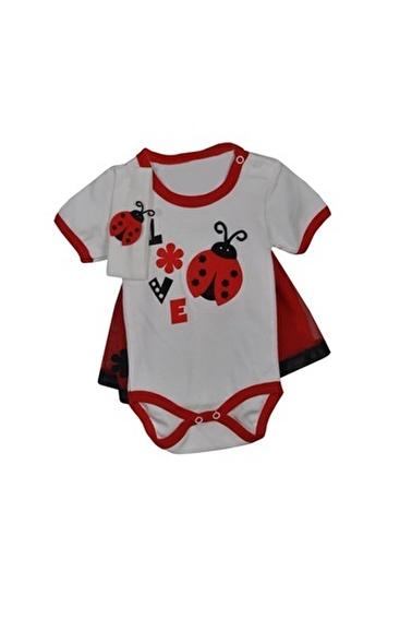 Sema Bebe Ycl Baby Uğur Böceği Kız Bebek Kırmızı